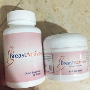 Breast Actives Opiniones
